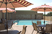 2-Best Western Outdoor Pool