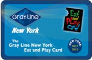 NY Eat & Play Discount Card at Rockville Centre Hotel